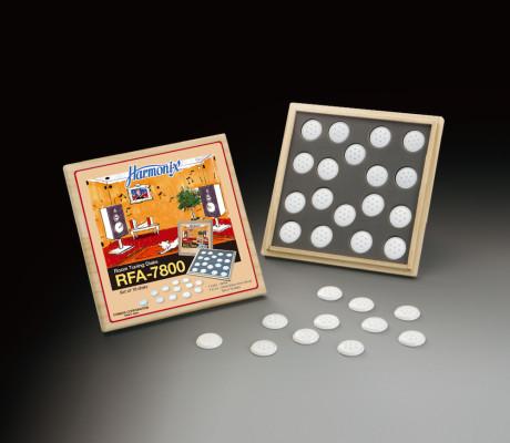 Harmonix RFA-7800 Roomtuning discs