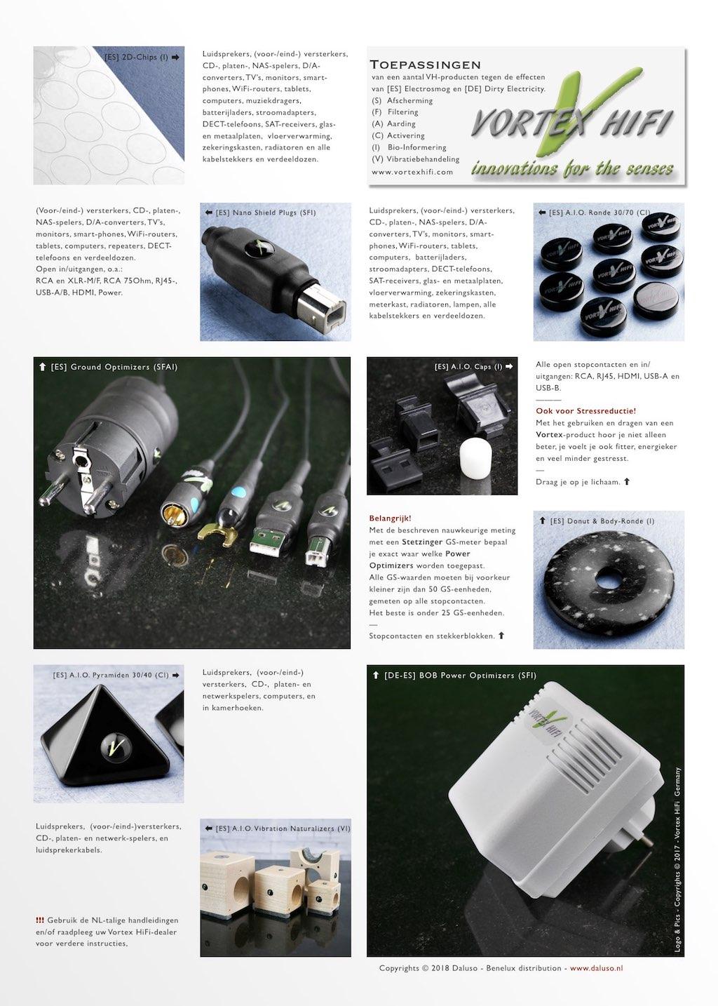 Vortex Hifi Power Optimizer 1