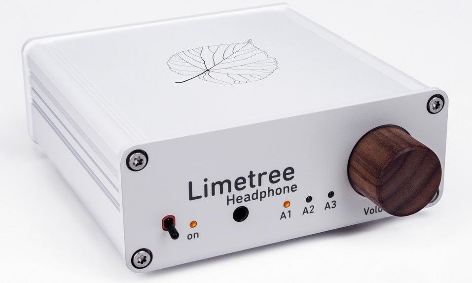Lindemann Audio Limetree Headphone amplifier