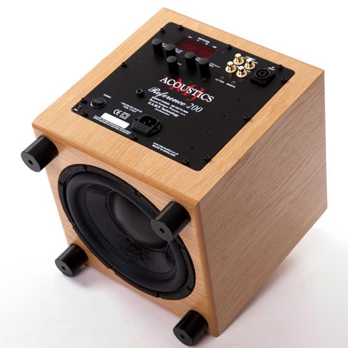 MJ Acoustics REF 200-SR