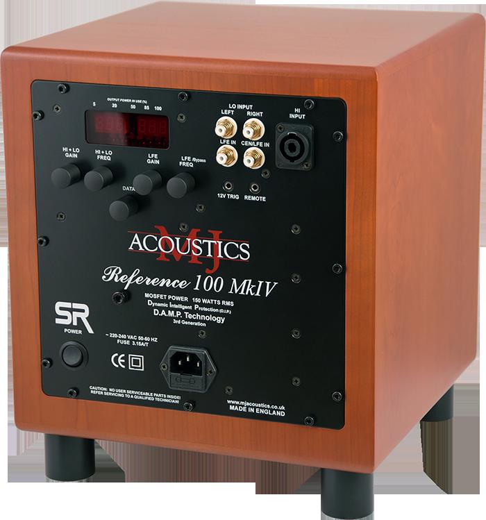 MJ Acoustics REF 100 MK4-SR