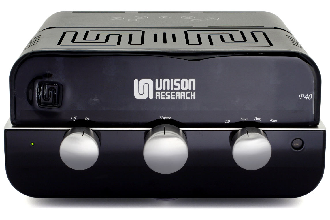 Unison Research P 40 nu extra voordelig!