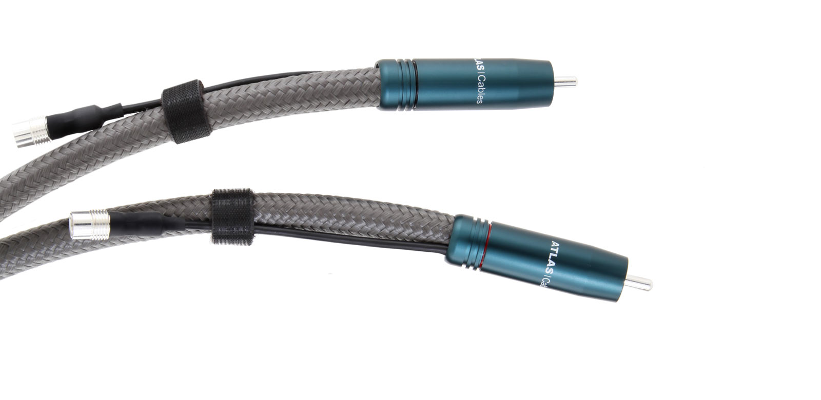 Atlas Cable Ascent Ultra Grun interconnects