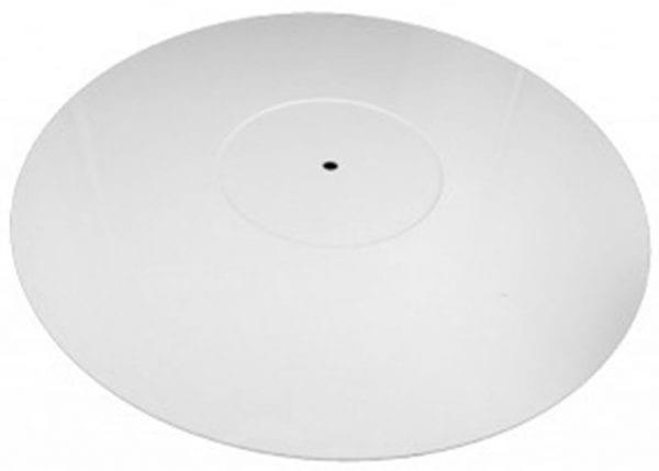TONAR Piatenmat Pure WHITE PERSPEX (5976)