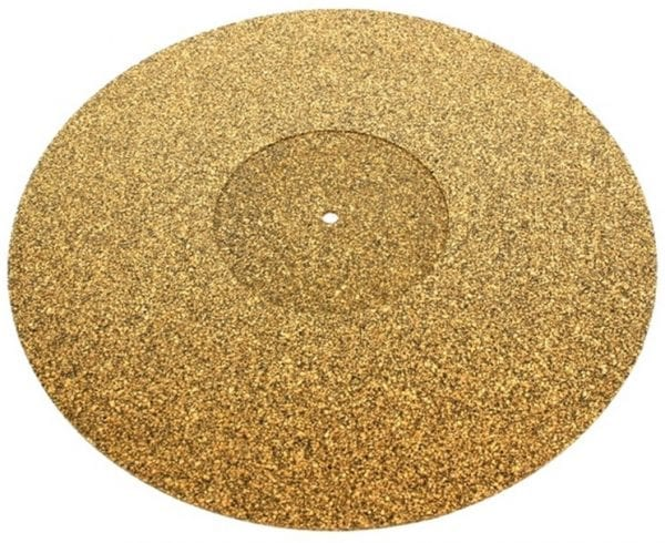 TONAR Platenmat Kurk/Rubber (5974)