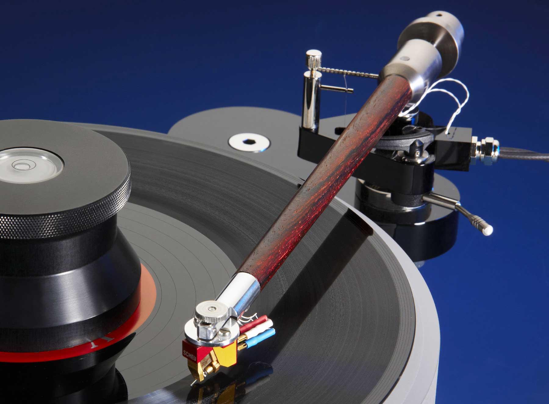 Scheu Analog Tacco MKII toonarm 9 inch