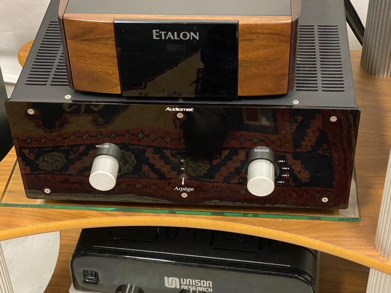 Audiomat Arpege tube amplifier OCCASION