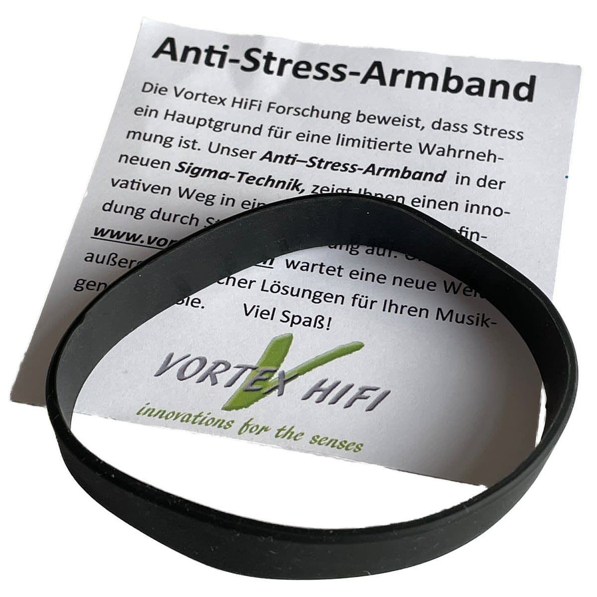 Vortex Hifi Anti Stress armband